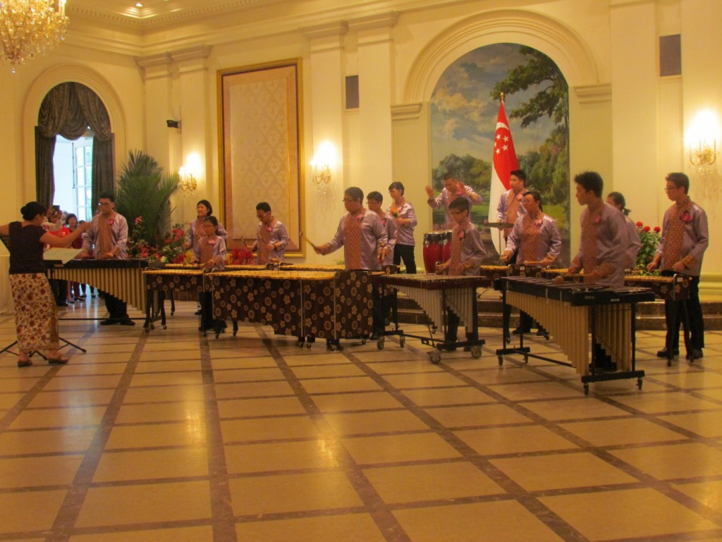 AngKlung National Day
