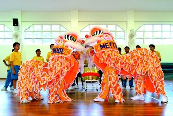 Lion-Dance