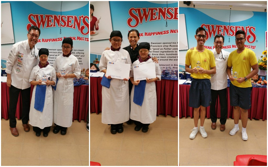 Culinary Challenge Collage